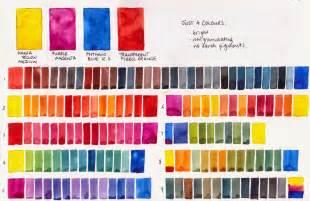 jane blundell artist colour exploration 4 bright non