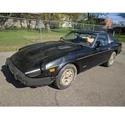 1981 81 Nissan Datsun 280 280Z 280ZX ZX Coupe Non Turbo