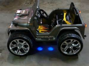modified power wheels jeep quot dubster quot