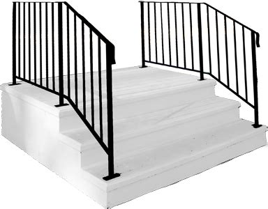 Stair Banister Kits Battle Creek Kalamazoo Amp Lansing Michigan Custom Iron