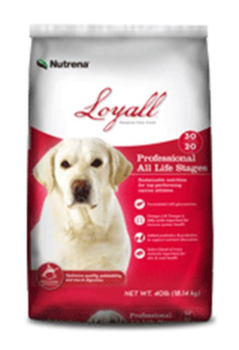 loyall puppy food loyall professional food by nutrena