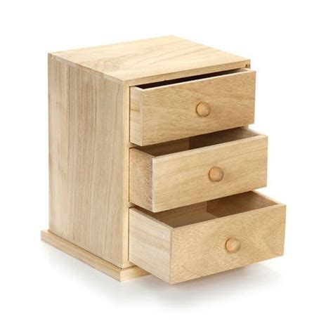 small unfinished wood chest of drawers small wooden cabinet with three drawers 6 625 x 5 75 x 8