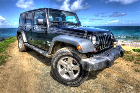 Vieques Jeep Rental Jeep Wrangler Rental On Vieques Island