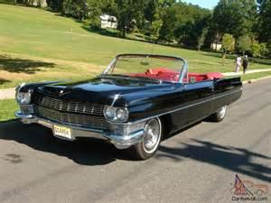 1964 Cadillac Convertible 1964 Cadillac Convertible 13k Mile Factory