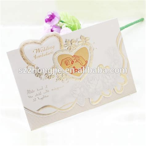 Wedding Invitation Designs For 2015 by Invitation Card For Wedding Design 2015 Minimalist