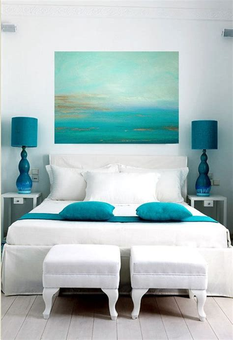 turquoise home decor ideas 25 best ideas about turquoise bedrooms on pinterest