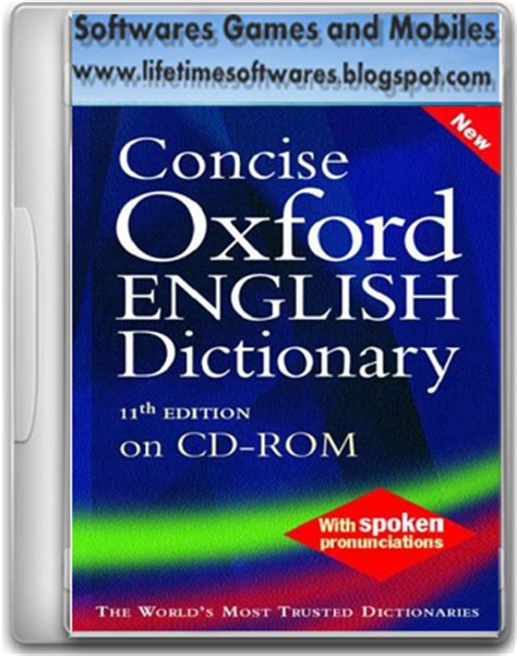 concise oxford english dictionary free download full version for mobile oxford dictionary 11th edition portable full version free