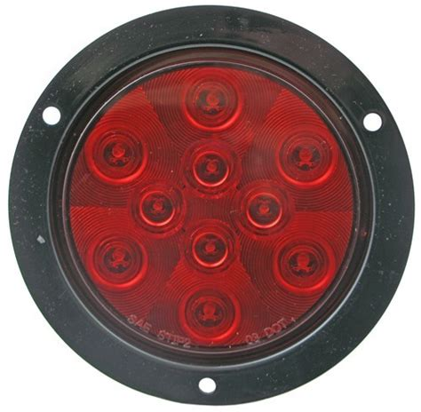 4 inch led trailer lights sealed 4 quot led trailer stop turn and light