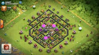 Best Bases In Coc Base Designs Setup Layout Town Hall 8 Th8 » Home Design 2017