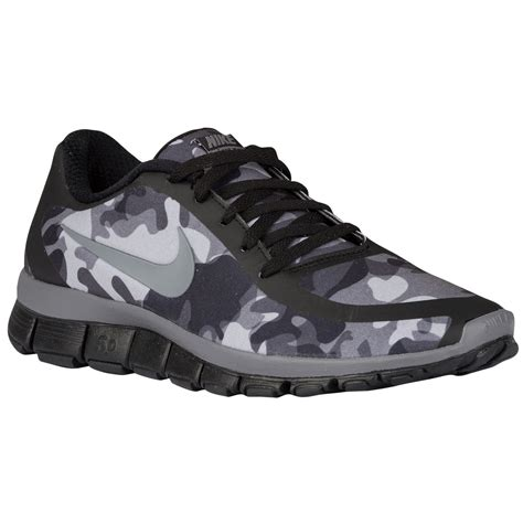 nike camo running shoes low cost nike free 5 0 v4 ns camo print womens black cool