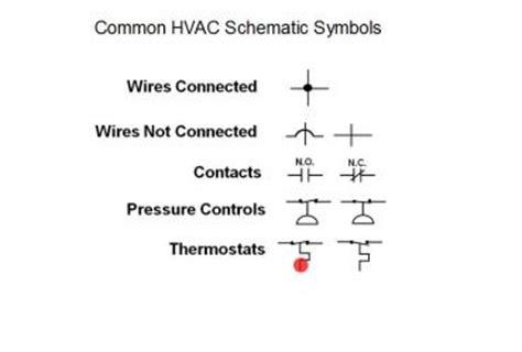 hvacr diagram standard symbols wedocable