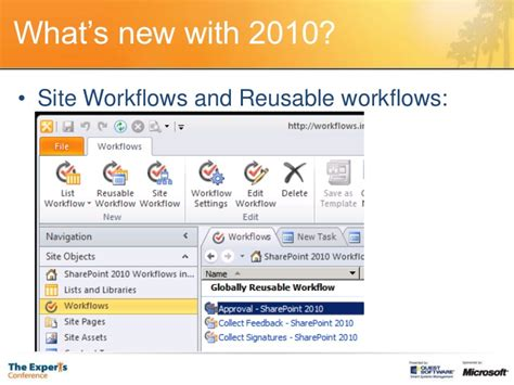 collect feedback workflow sharepoint 2010 sharepoint 2010 workflows