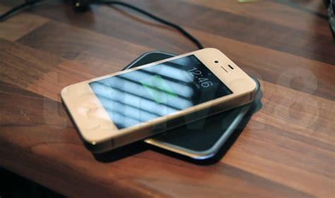 iphone  hack induktionsladung aufladen ohne kabel