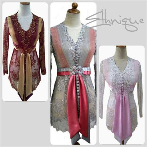 Lucuna Simple Ribbon Dress Ungu 17 best images about kebaya by ethnique kebaya onlineshop