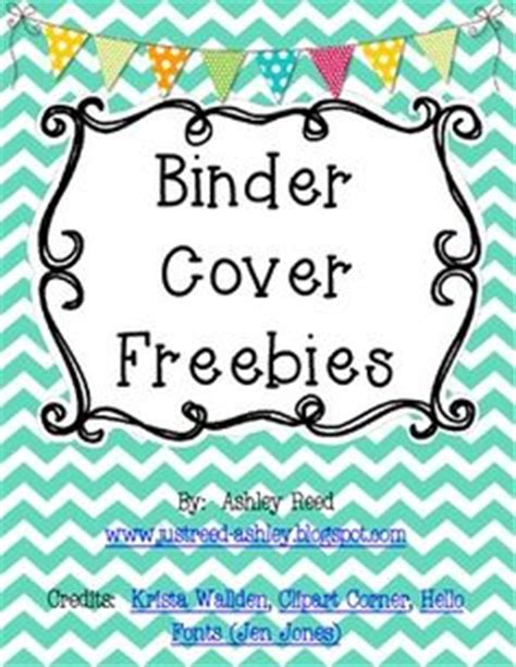 printable lesson plan binder cover chevron binder on pinterest binder templates pinterest