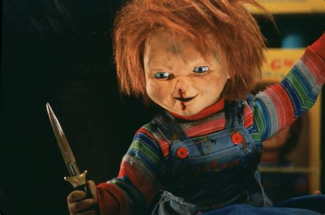 chucky s video watch the 30 year evolution of chucky for chucky s