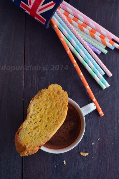 dapur ziah mamae zie bagelan hot chocolate