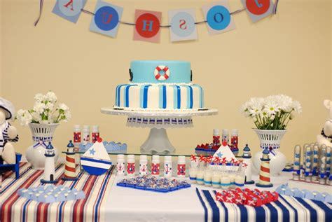 ideas for baby boy 1st birthday decoration