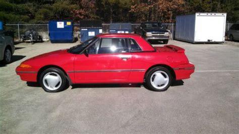 all car manuals free 1992 mercury capri transmission control sell used 1992 mercury capri xr2 convertible 2 door 1 6l red manual in north windham