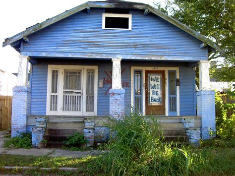 home blue file blue house n robertson st 4500 blk new orleans la