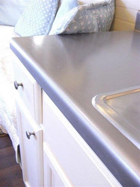 Liquid Stainless Steel Countertop paint countertops countertops and countertop paint on