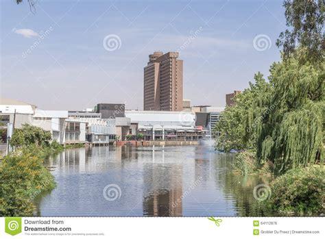 Imagenes Waterfront Bloemfontein | loch logan waterfront foto editorial imagem 64112876