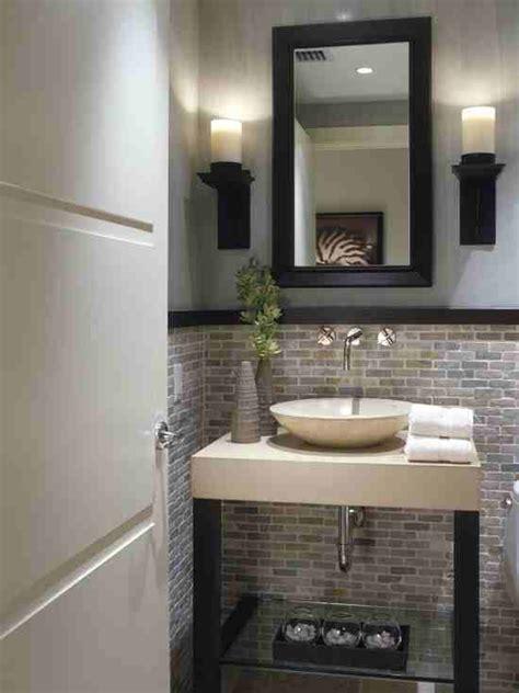 bathroom with half wall half bath stone tile on wall bathroom ideas pinterest