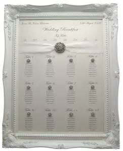 Wedding Table Planner Template Wedding Table Plans
