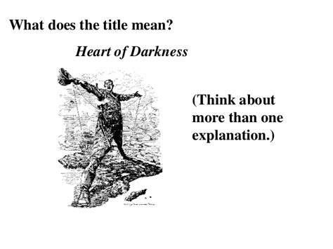 themes of evil in heart of darkness heart of darkness by joseph conrad