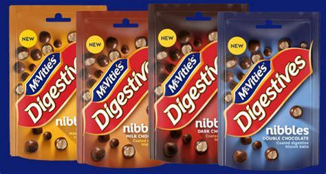 Verkade Digestive Bites Karamel digestives go bite size scottish local retailer magazine