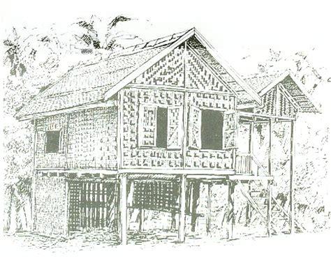 Rumah Kayu Dua Lantai Rumah Adat Jawa Rumah Joglo arsitektur rumah panggung