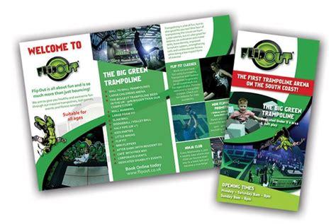 leaflet design portsmouth dl leaflet design and print for flip out in portsmouth
