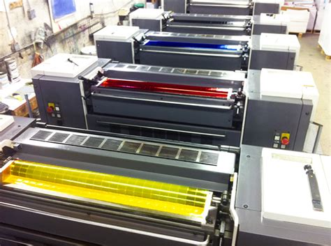 Printer Offset Digital offset printing