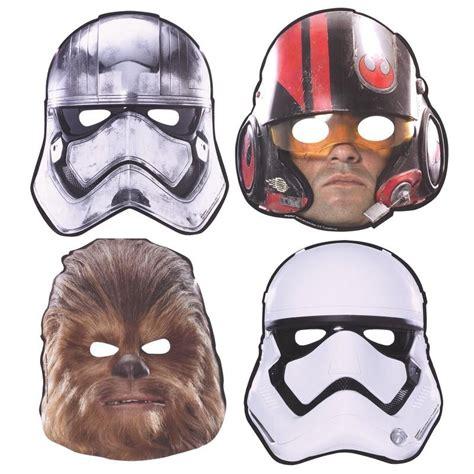 Wars Mask wars masks this started