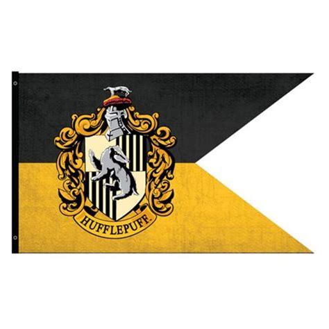 Wholesale Home Decore Harry Potter Hufflepuff Outdoor Flag Calhoun Sportswear