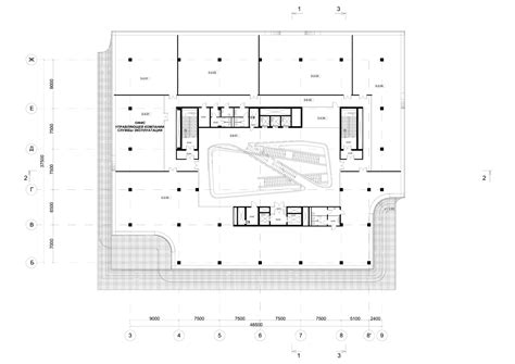 zaha hadid floor plan gallery of dominion office building zaha hadid