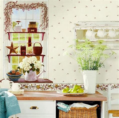 wallpaper ideas for kitchen smart ideas to select wallpapers for the kitchen