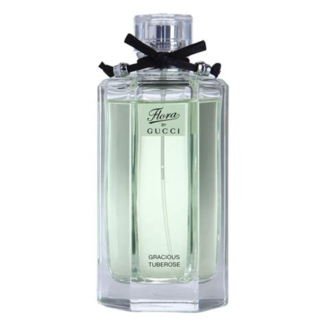 gucci flora by gucci gracious tuberose edt tester 100ml