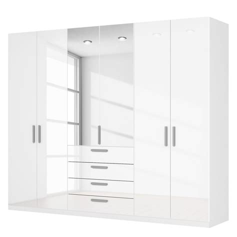 Large White Wardrobes by Large White Glossy Wardrobes On Sale