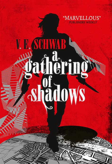 a gathering of shadows joint us and uk cover reveal for v e schwab s a gathering of shadows tor com