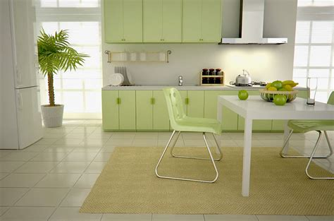 green kitchen color schemes green kitchen is perfect choice for a kitchen wall and