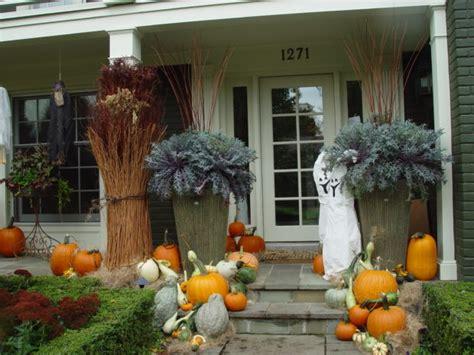 fall garden decor so what do you do with a pumpkin dirt simple