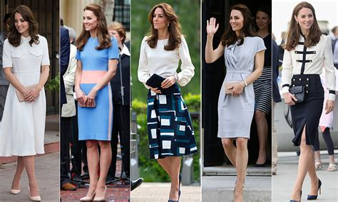 Kate Middleton Wardrobe by Kate Middleton S Summer Wardrobe Look By Look Hello Us