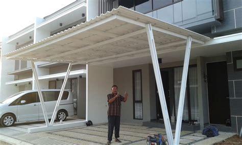 Keranjang Atap Mobil kanopi atap alderon pusat kanopi baja ringan mewah 101
