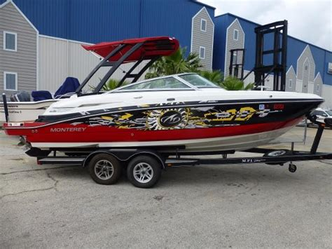 monterey m3 boats for sale boats - Monterey Boats M3