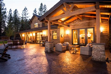 beautiful high quality custom homes in bend oregon