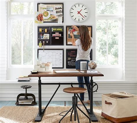 pottery barn standing desk pittsburgh crank standing desk pottery barn