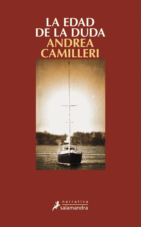 libro comisario adamsberg 8 el la edad de la duda regresa el comisario salvo montalbano el mar de tinta