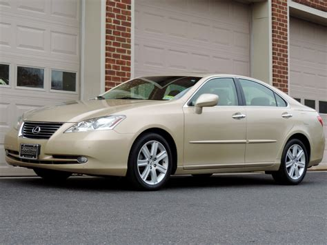 used lexus es 350 2007 lexus es 350 stock 065386 for sale near edgewater