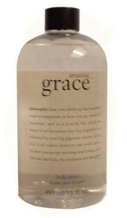 Spritz Yourself Clean by Philosophy Amazing Grace Spritz Jumbo Size 16 Fl Oz